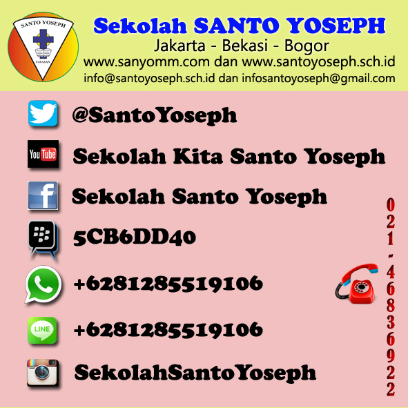 Sosmed Sekolah Santo Yoseph