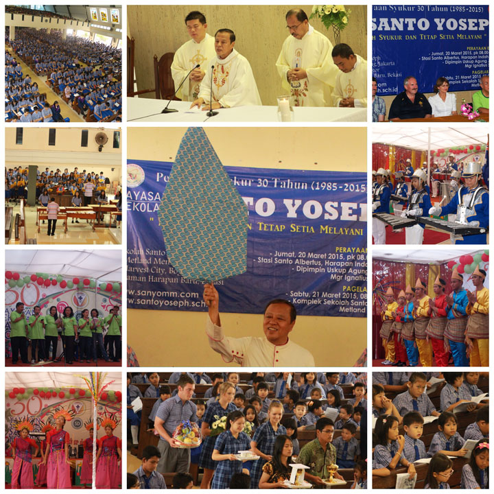 30 Tahun Santo Yoseph